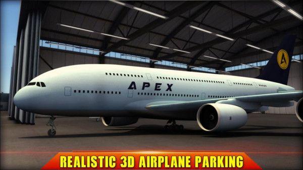 终极飞行模拟3D游戏安卓版官方网站下载图1: