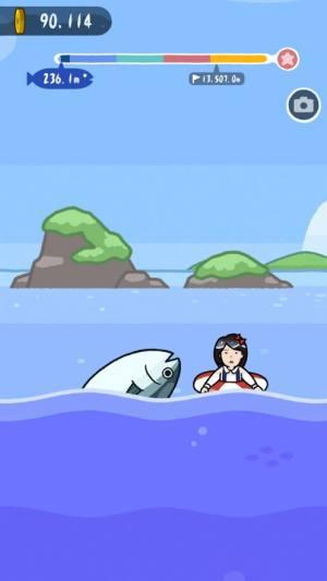 金枪鱼GO破解版图1