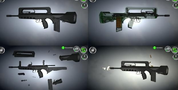 枪械拆装模拟器2019中文汉化版下载图片3