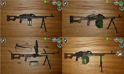 枪械拆装模拟器2019中文汉化版下载图片1