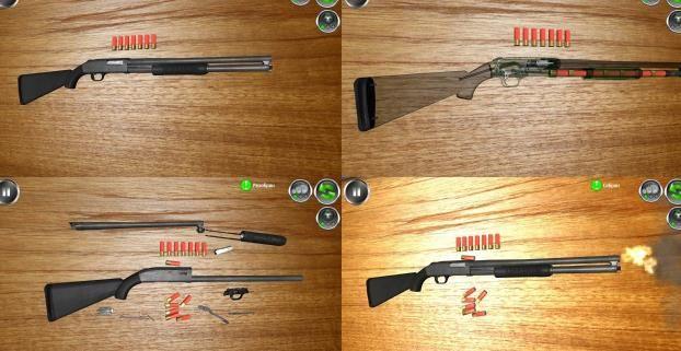 枪械拆装模拟器2019中文汉化版下载图片4