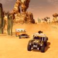 吉普车越野驾驶游戏