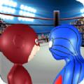 火柴人战士环形战斗游戏