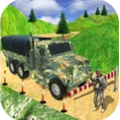 军队卡车山爬坡道驾驶破解版