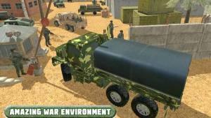 军队卡车山爬坡道驾驶破解版图5