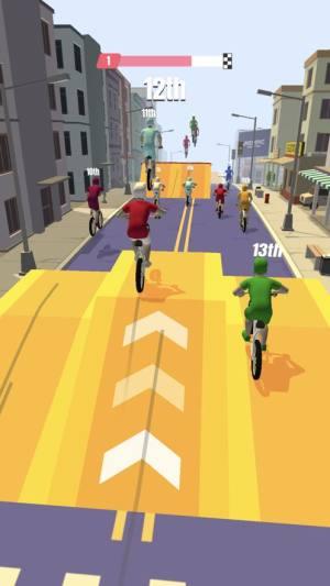 bike rush无限金币中文修改版下载(自行车冲刺)图片2