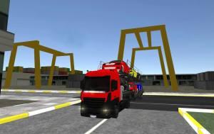 欧洲卡车2019无限金币版图2