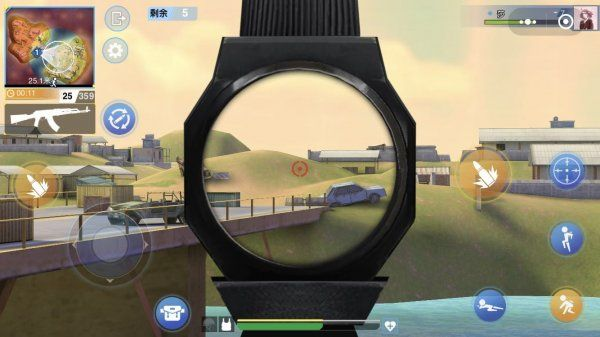微信火线部队小游戏最新版APP下载图1: