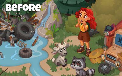 闪耀救援游戏官方正式版下载(Rescue Sparkle)图3: