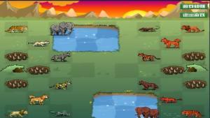 魔改的斗兽棋游戏官方正式版下载图片1
