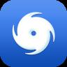 台风定位App