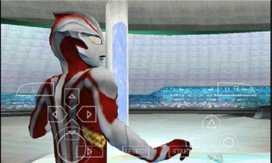 奥特曼重生格斗进化零正版手机版下载图1: