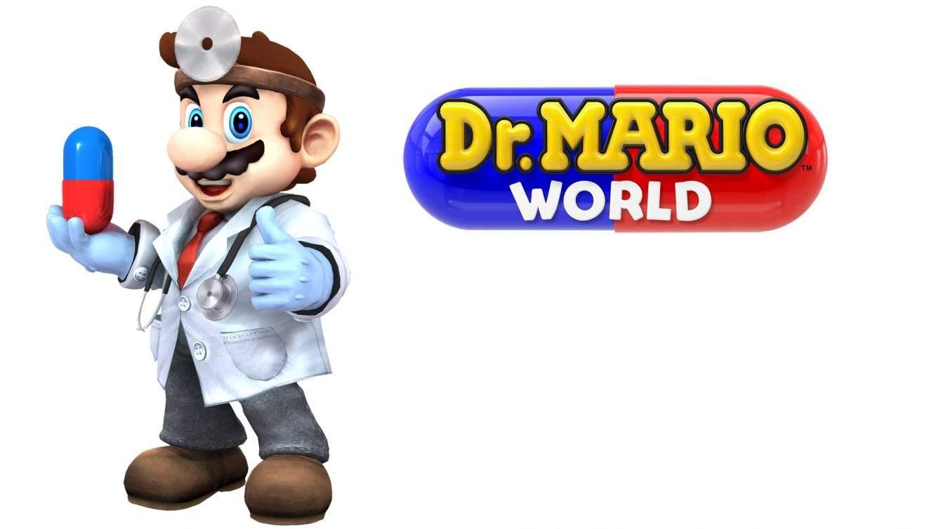 表现不佳 手游《马里奥医生:世界》首月收入仅140万[多图]