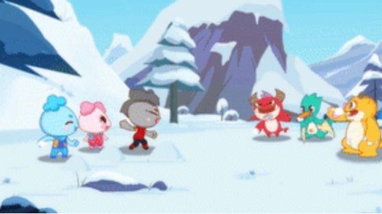 甜蜜特攻队游戏官方正式版下载图片2