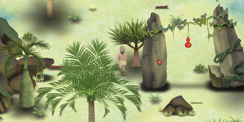 挨饿荒野1.8帕劳群岛最新版图2:
