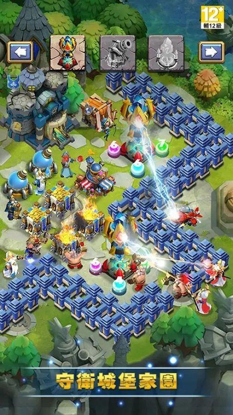 城堡争霸阵营守护神游戏官方安卓版下载图2:
