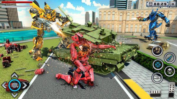 白虎机器人游戏官方正式版下载图片4