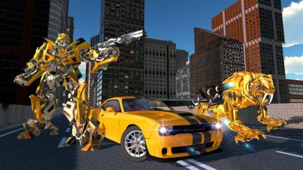 白虎机器人游戏官方正式版下载图片3