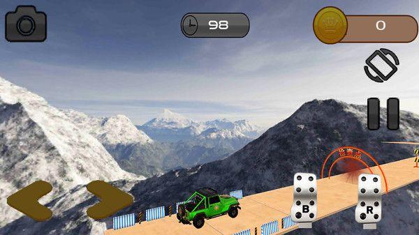 赛车登山之极限飞车游戏官方正式版下载图3: