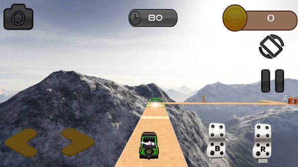 赛车登山之极限飞车游戏官方正式版下载图1: