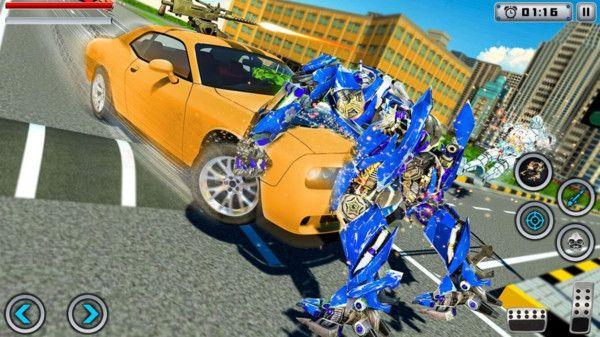 白虎机器人游戏官方正式版下载图片1