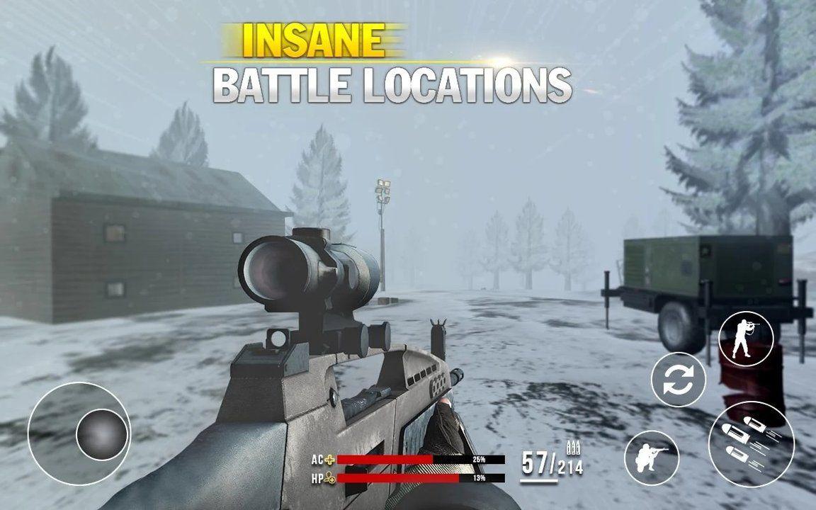 雪地战场游戏正式版下载图2: