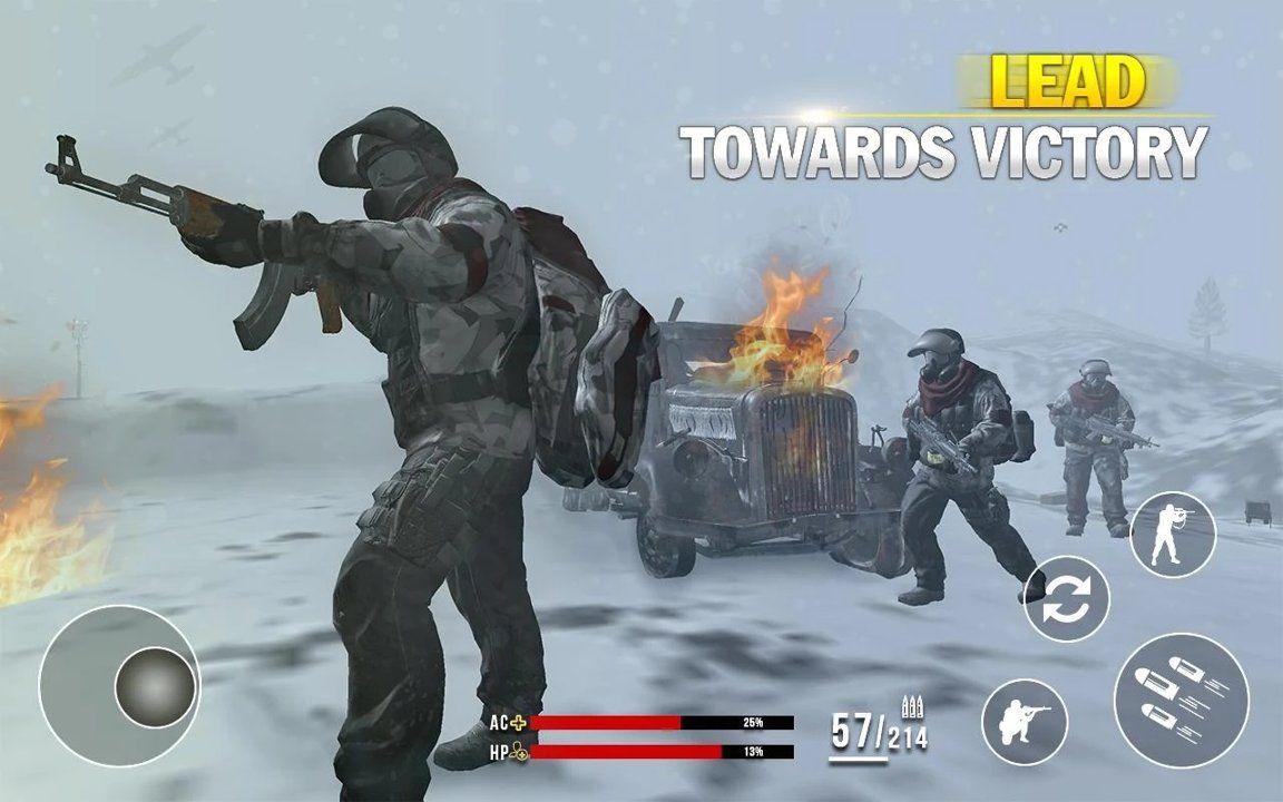 雪地战场游戏正式版下载图1: