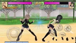 高中女生格斗模拟器游戏中文手机版图片1