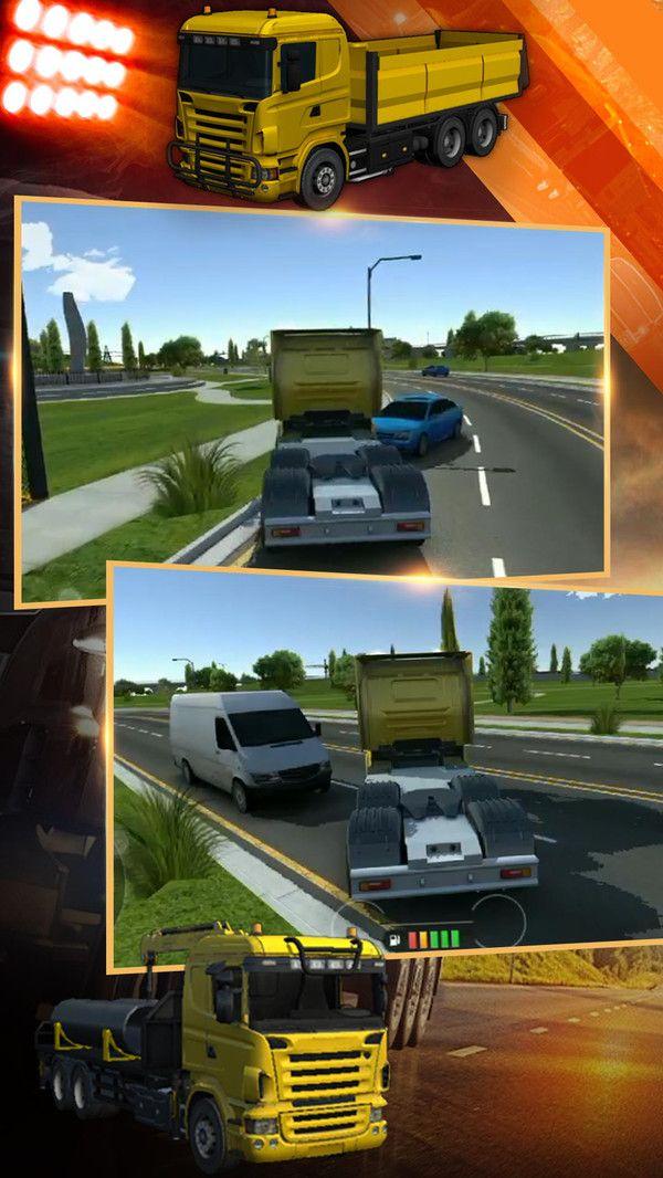 模拟挖掘机建造大楼游戏官方正式版下载图1: