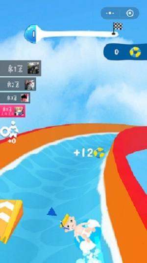 高空冲浪小游戏图2