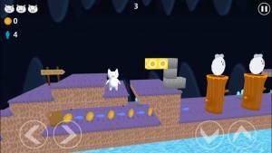 超级猫喵里奥3D最新版图2