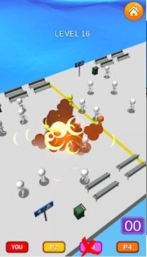 人群逃生3D破解版图2