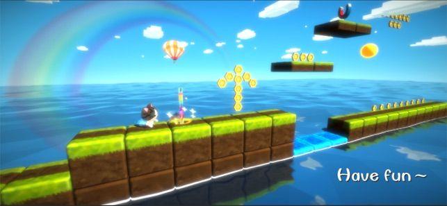 幻想跳跃游戏中文版下载图4: