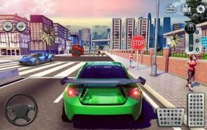 城市驾驶学校模拟器2019破解版图4