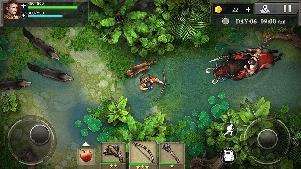 孤岛方舟生存进化游戏中文版下载图2: