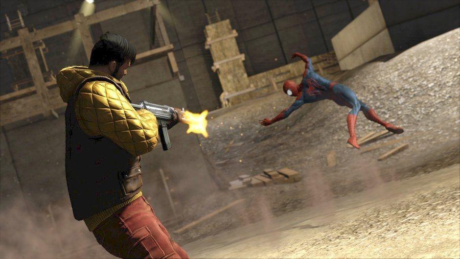 蜘蛛俠2英雄远征免费手游完整版下载图片4