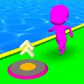 抖音BouncyRace3D游戏