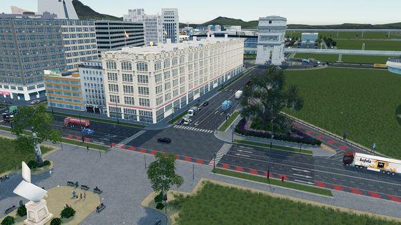 城市天际线完美规划不堵车破解版图2: