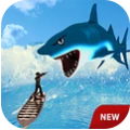 饥饿的鲨鱼袭击破解版