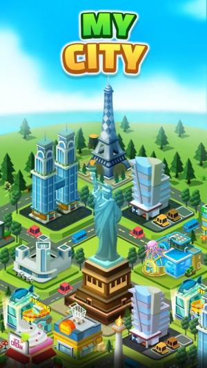 我的城市岛游戏官方网站下载安卓版(My City Island)图片1