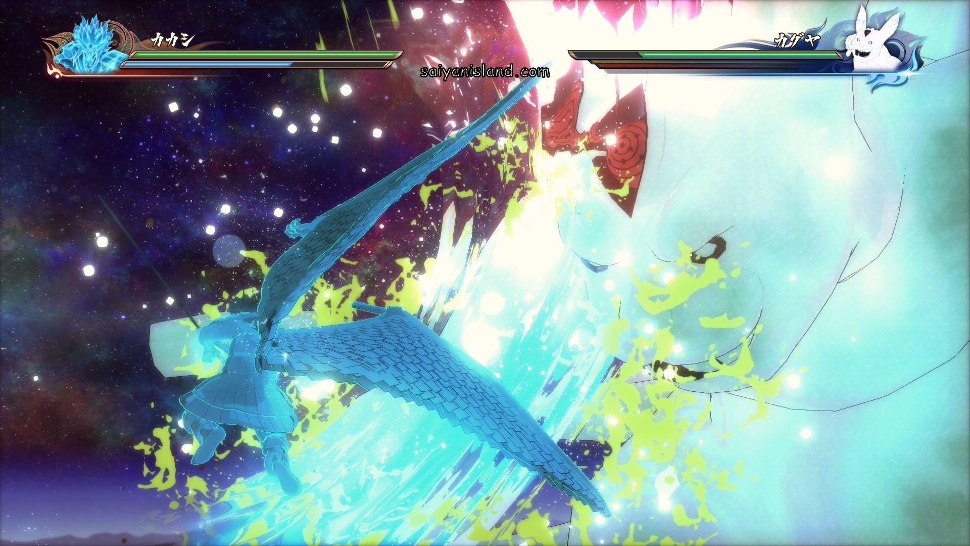 火影忍界风暴四加强版手机游戏下载图2: