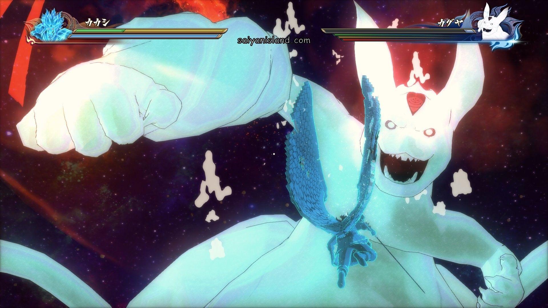 火影忍界风暴四加强版手机游戏下载图4:
