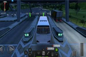 超级驾驶客车破解版图3
