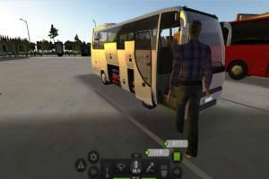 超级驾驶客车破解版图2