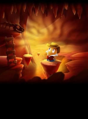 好玩的跳跳豆冒险游戏安卓最新版图片2