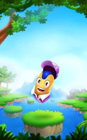 好玩的跳跳豆冒险正式版图4