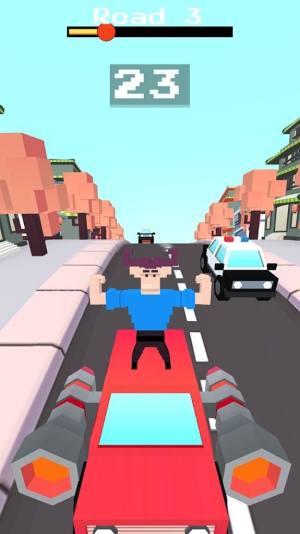 嘻哈赛跑者3D破解版图4