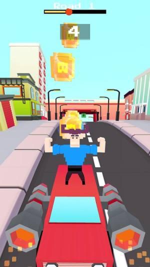 嘻哈赛跑者3D破解版图1