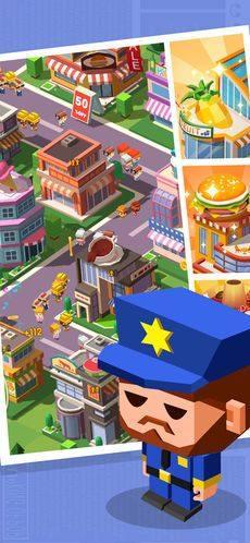 放置商业街游戏破解版无限钻石下载图片3