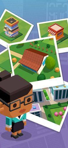 放置商业街游戏破解版无限钻石下载图片1